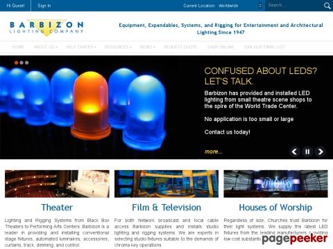 Barbizon Lighting Company
