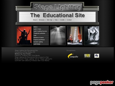 Stage Lighting, The Education Site