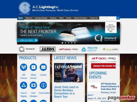 A. C. Lighting, Ltd.