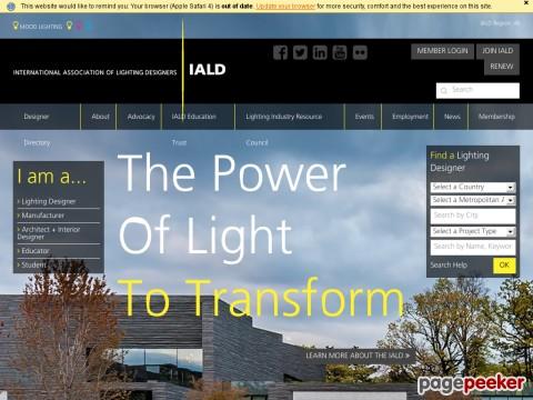 International Association of Lighting Designers