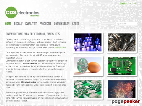 CDS advanced technology bv