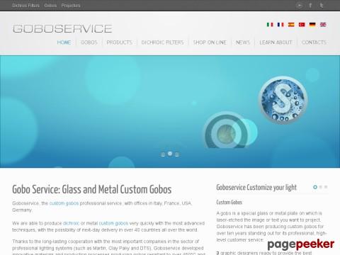 GoboService by SunLand Optics