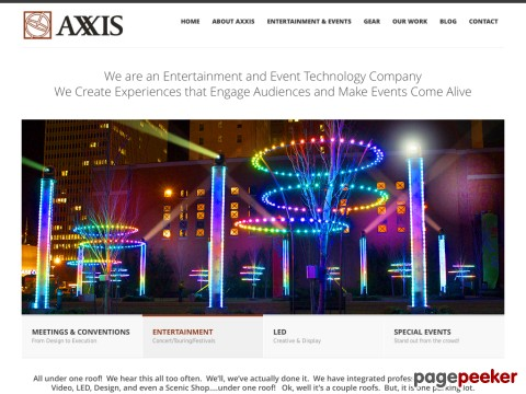 Axxis, Inc.