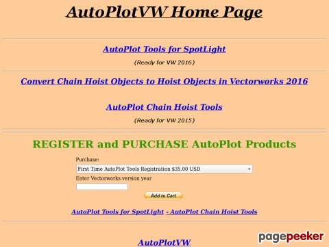 AutoPlot