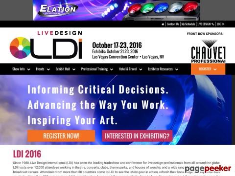 Lighting Dimensions International (LDI)