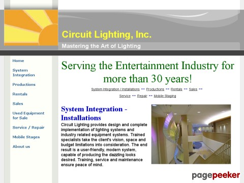 Circuit Lighting, Inc.