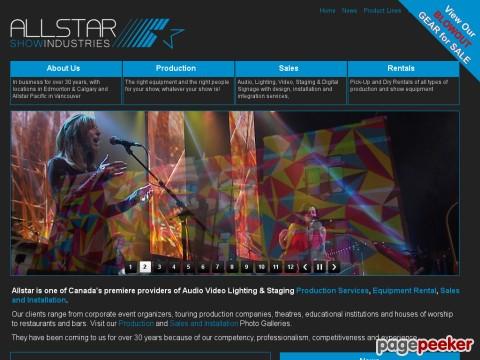 Allstar Show Industries Inc.