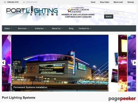 Port Lighting Systems
