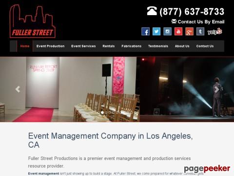 Fuller Street Productions