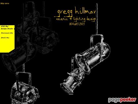 Greg Hillmar Designs
