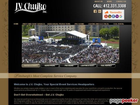 Chujko Bros., Inc.